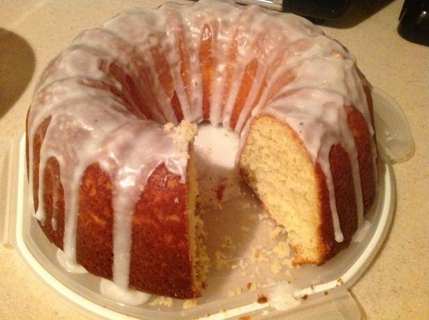 Best Lemon Bundt Cake