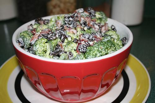 Wendy's Broccoli Salad