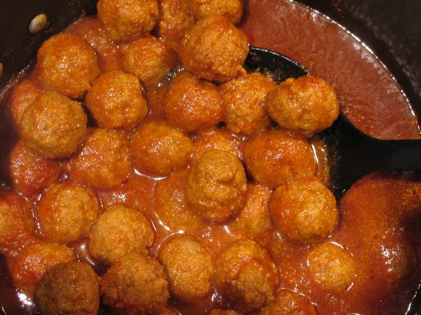 Hot Tamale Balls