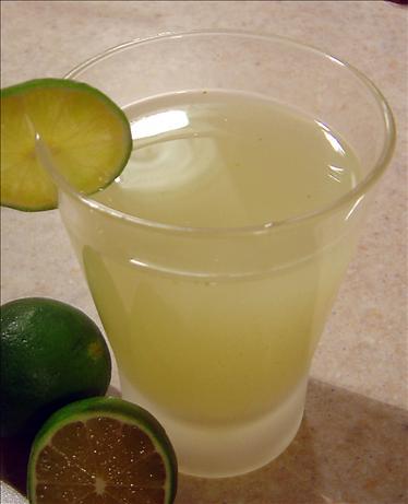 Gingery Limeade