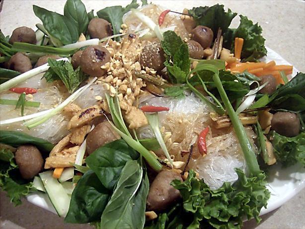 Lorie's Vietnamese Salad, Hanoi Style