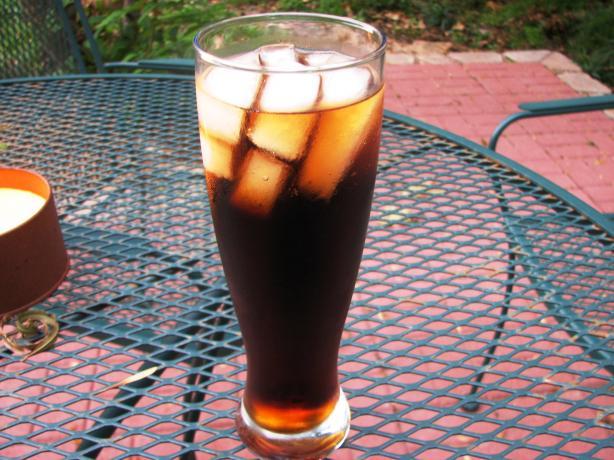 Vanilla Coke (Alcoholic)