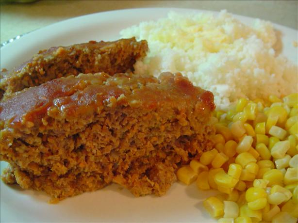 Martha's Mom's Meatloaf