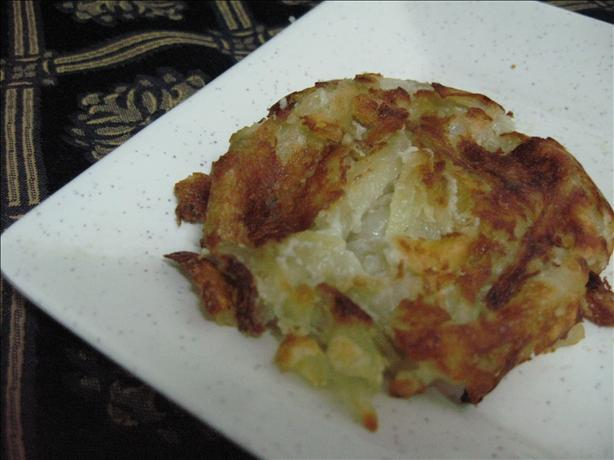 Healthy Oven Hash Browns