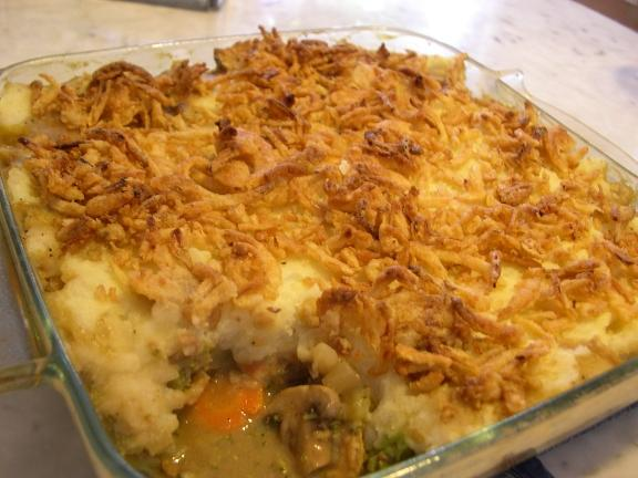 Meat Eating Husbands Love This Shepherds Pie!