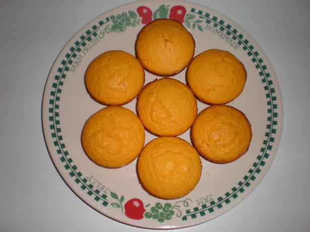 Orangey Muffins