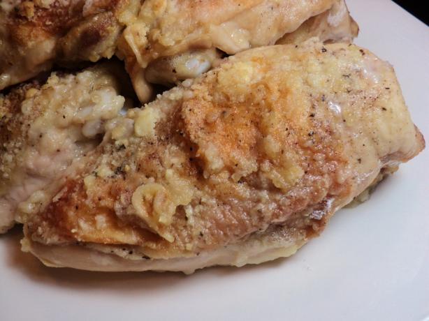 Alabama Oven Fried Chicken