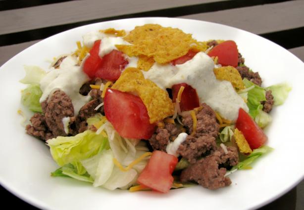 Ole, Ole Taco Salad
