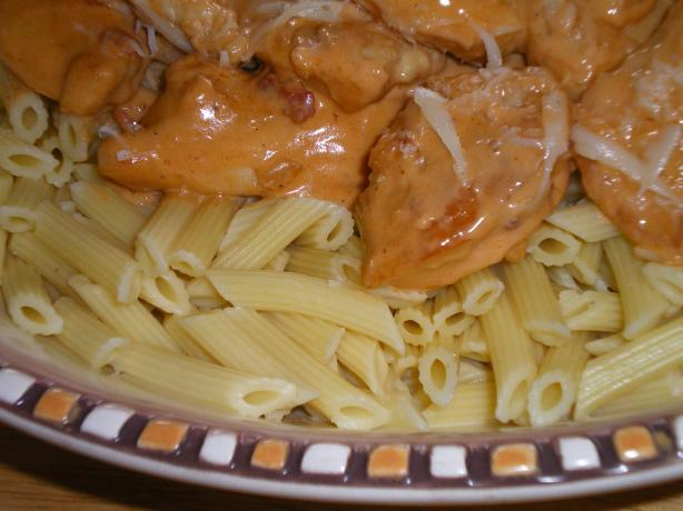Chicken Riggies