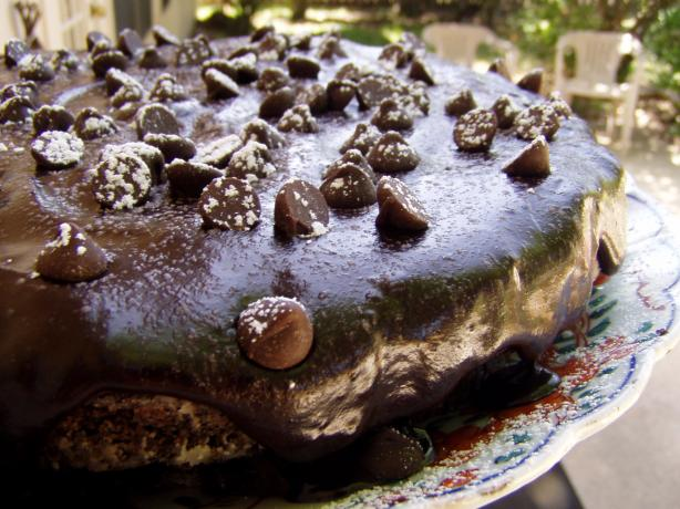Chocolate Glaze or Frosting