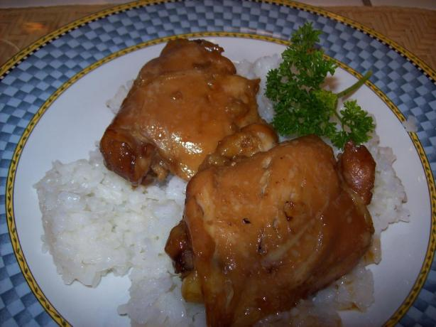 Hawaiian Teriyaki Chicken