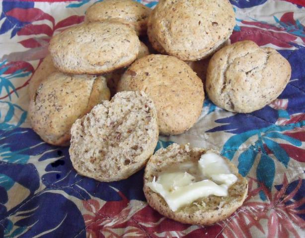 Banana-Coffee Biscuits