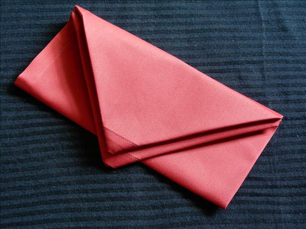 Serviette/Napkin, Simple Envelope