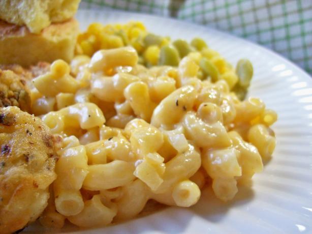 Kittencal's Creamy Macaroni and Cheese