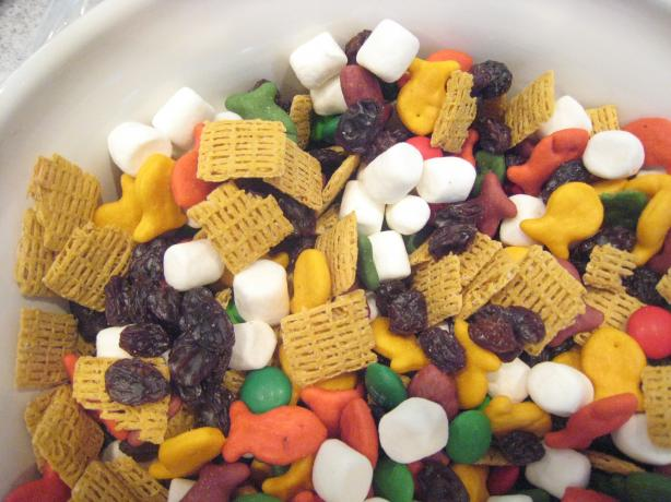 Kids Snack Mix