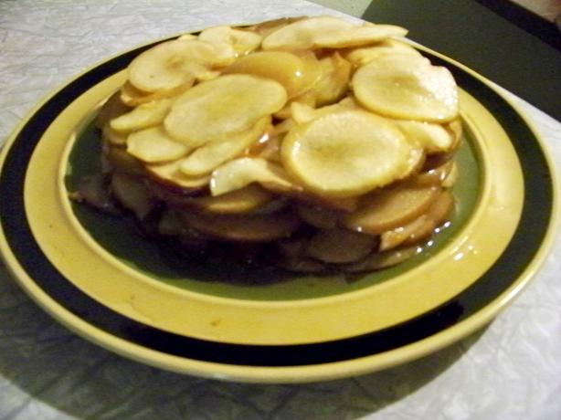 Flourless Apple-Caramel Cake (5 - Hour Cook Time)