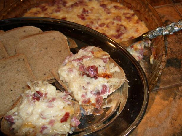 Sauerkraut Dip