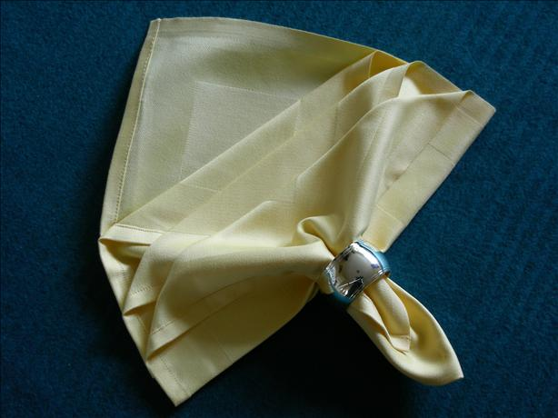 Serviette/Napkin, Soft and Sophisticated