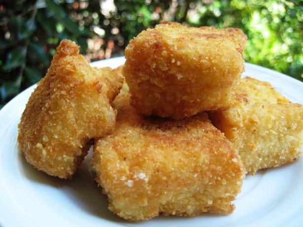 Pasta Croquettes