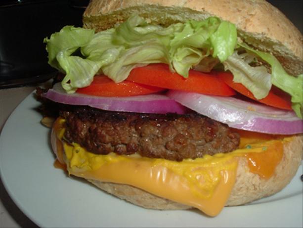 Bree's Beefy Burgers