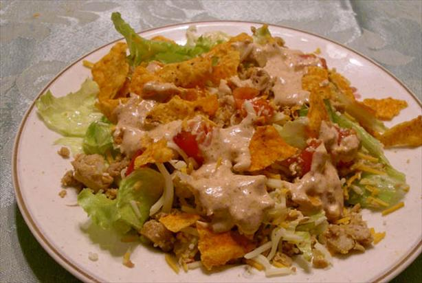 Mandie's Chicken Salad