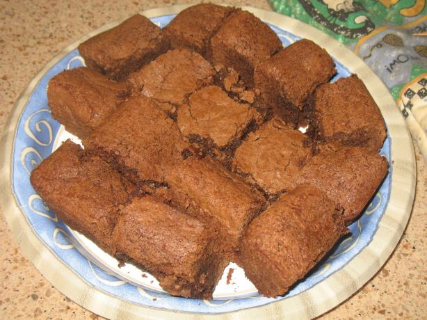 Soomie's Kahlua Brownies