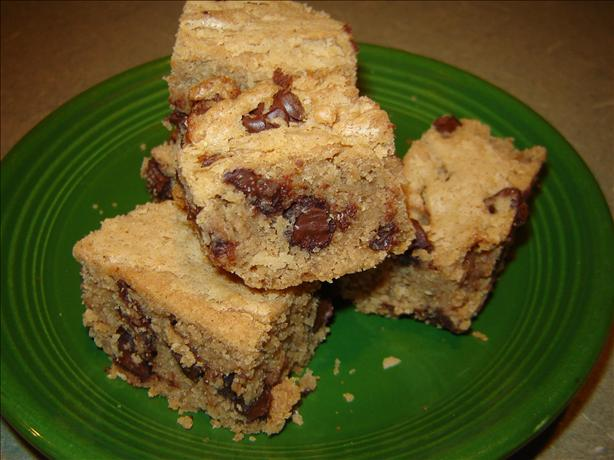 Cinnamon – Peanut Butter Brownies