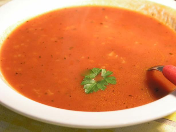 Croatian Simple Tomato Soup