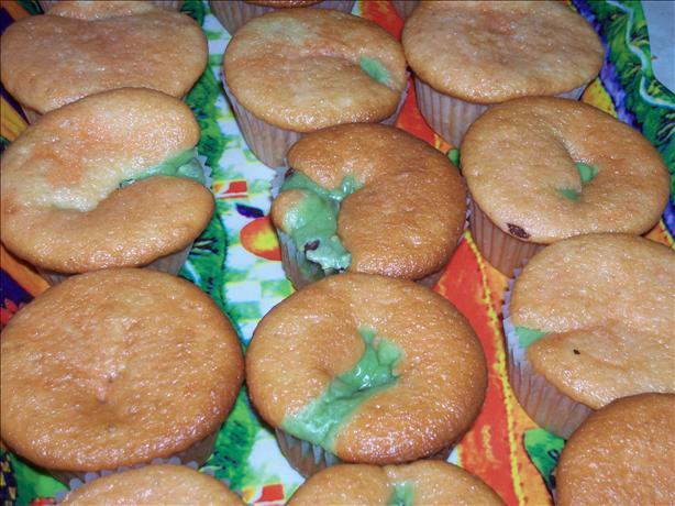 Goblins Delight Cupcakes