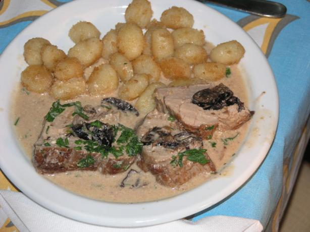 "Croatian "" Stubica Tenderloin"""
