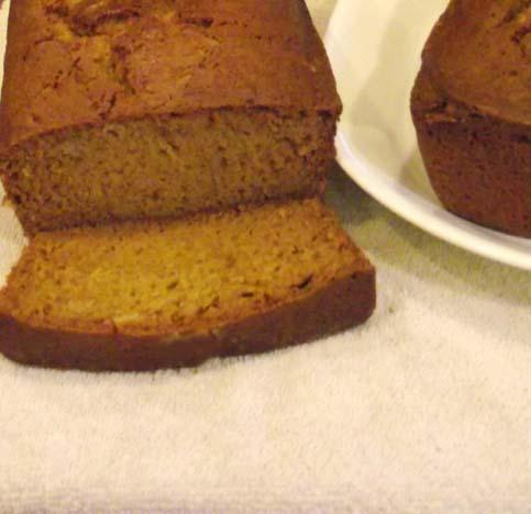 Grammy's Pumpkin Bread
