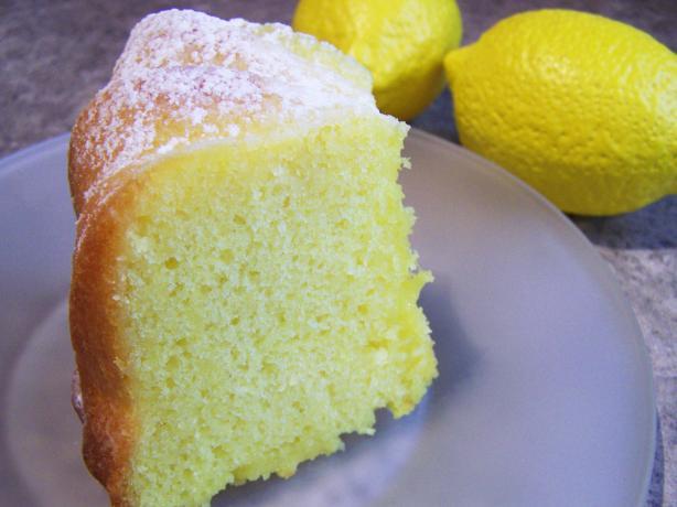 Ma's Lemon Cake