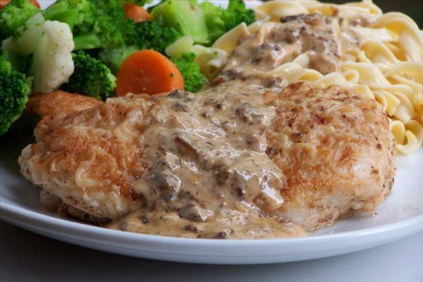 Skillet Tarragon Chicken