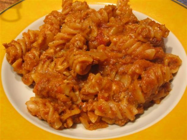 Microwave Spaghetti OAMC