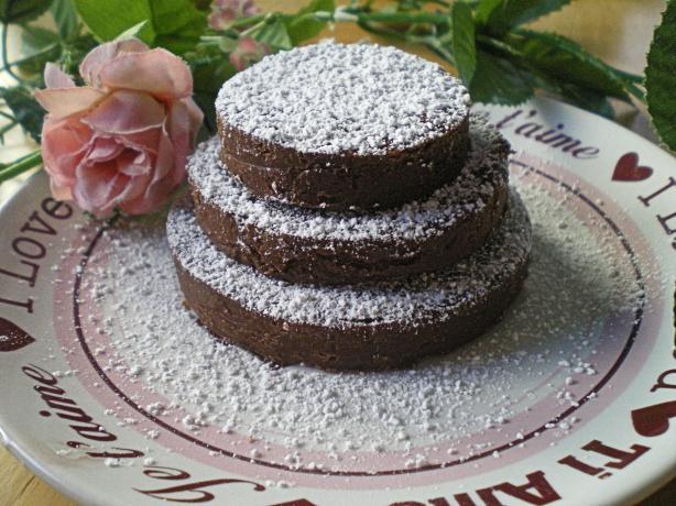 Fudge Mini Cakes
