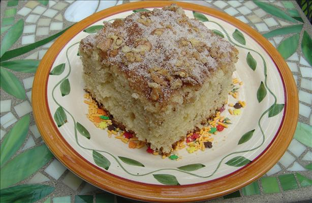 Judy's Jewish Coffee Cake