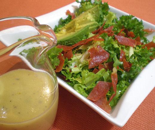 The Barefoot Contessa's Endive and Avocado Salad