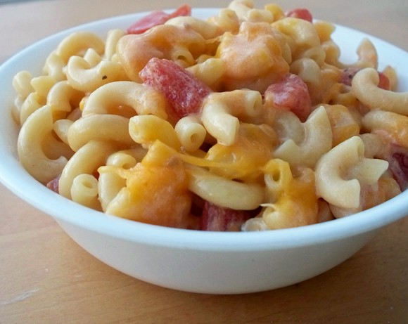 Bonnie's Mother's Macaroni and Cheese