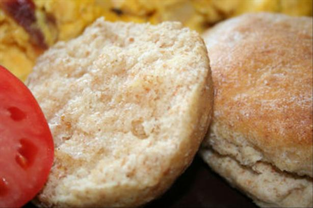 Crusty Yummy Biscuits