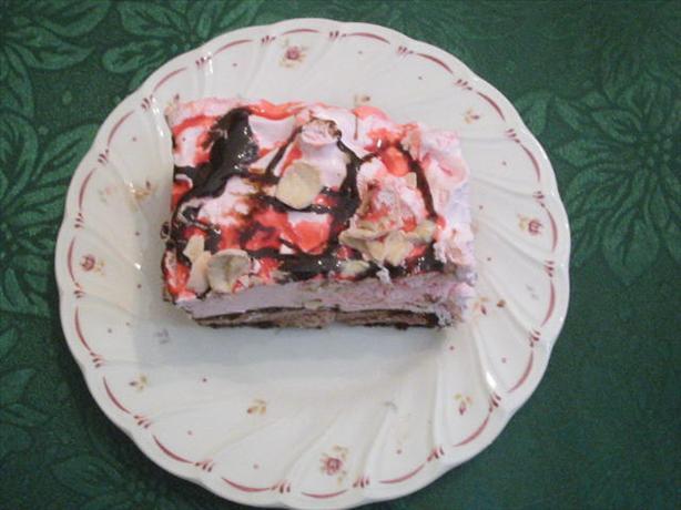Ice Cream Sandwich Treat