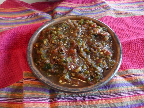 Salsa Poblana