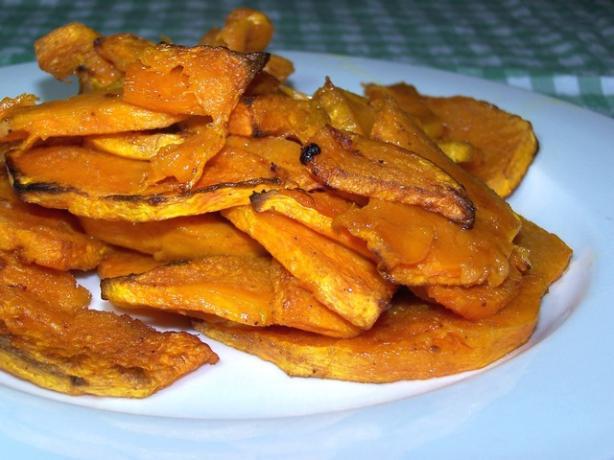 Bill Granger's Spiced Roasted Pumpkin