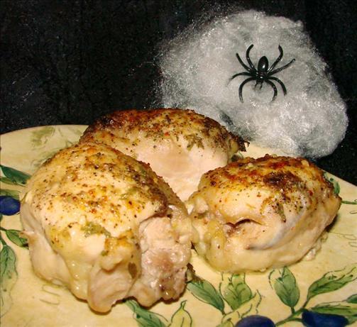 Lemon Parmigiano Chicken