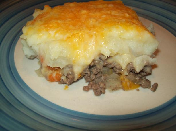 Hamburger Pie Casserole