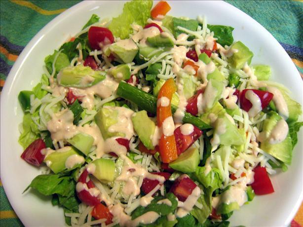 Toni's Garden Salad