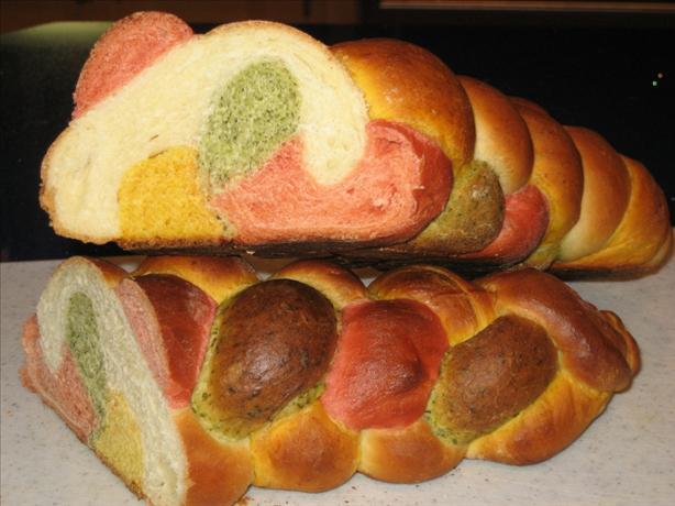 Challah, Multicolor