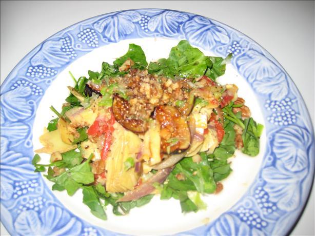 Fig and Artichoke Salad