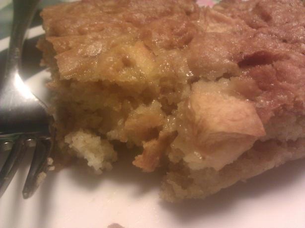Nana's Apple Cake