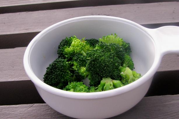 2 Minute Broccoli