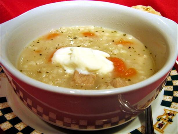Czech Pork Soup